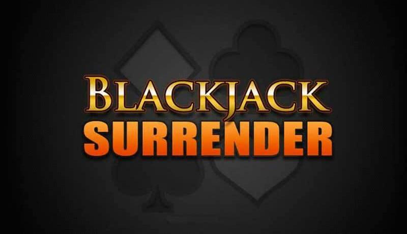 Spela blackjack med surrender